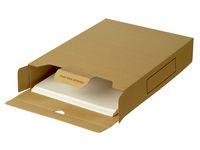 Arkivbox   A4 brun 50/FP