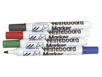 Whiteboardpenna MARVY rund 4/FP