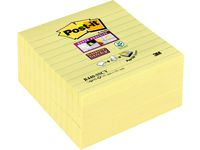 Notes POST-IT Z SS Canary 101x101 5/FP