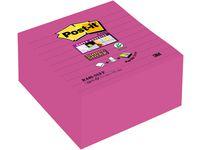 Notes POST-IT Z SS Fushia 101x101 5/FP