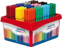 Fiberpenna GIOTTO avtvättbar 144/fp