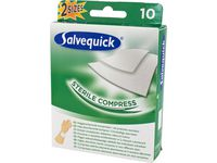 Salvequick Plåster Kompresser (fp om 10 st)