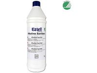Estell Sanitetsrengöring Alkalisk 1L (flaska om 1 l)