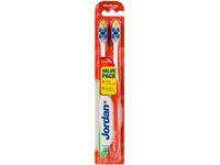 Jordan Tandborste Total Clean Medium (fp om 2 st)