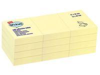 Notes 38x51mm gul