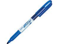 Whiteboardpenna  rund blå 10/FP
