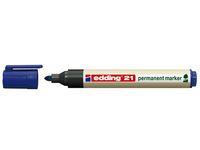 Märkpenna EDDING Ecoline 21 blå