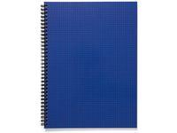 Anteckningsbok A4+ TW rutad blå