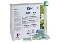 Estell Maskindisk tabletter (fp om 100 st)