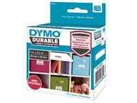 Etikett DYMO Durable 25x54mm 160/FP