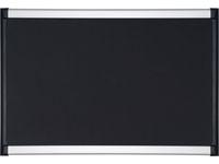 Anslagstavla Provision svart 900x600mm