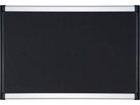 Anslagstavla Provision svart 1200x900mm