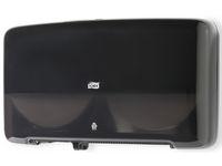 Dispenser TORK Jumbo Twin Mini T2 svart