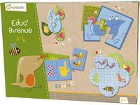 Avenue Mandarine Spel 4-i-1 Trädgård