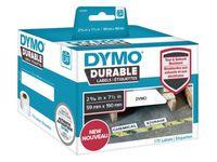 Etikett DYMO 59mm x 190mm 170/FP