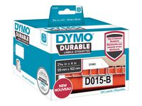 Etikett DYMO 59mm x 102mm 300/FP