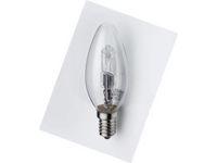 Glödlampa kron halogen E14 18W