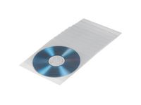 CD/DVD-Fodral HAMA Transparent 100/FP
