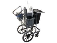 Fastighetsvagn Robust Våtvagn