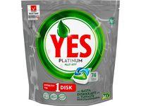 Maskindisk Yes MD Platinum tab. 74/FP