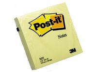 Notes POST-IT Gul 5635 100x100mm