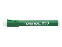 Whiteboardpenna PENOL 850 sned grön
