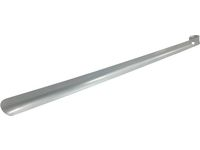 Skohorn silver metall 59cm
