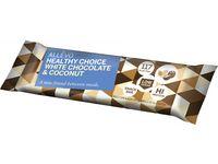 Bar Allevo White Chocolate & Coconut