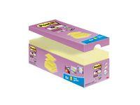 Z-Notes POST-IT 76x76 gul 14+6 på köpet