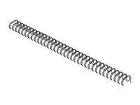 Wirespiraler 34-öglor 14mm svart 100/FP