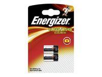 Energizer Batteri 4LR44/A544 (kort 2 st)