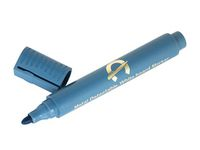 Whiteboardpenna detekterbar SX rund grön
