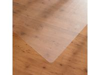Golvskydd CLEARTEX u/pigg 100x120cm2,2mm