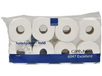 Toalettpapper 3 lager vit 72/fp