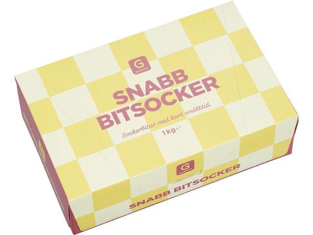 Bitsocker Snabb 1 kg