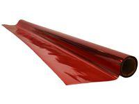 Cellofan röd 70cm x 2 m