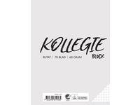 Kollegieblock A5 60g 70 blad rutat