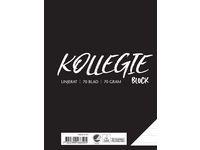 Kollegieblock A5 70g 70 blad linjerat
