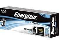 Batteri ENERGIZER Max Plus AAA 20/FP