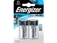 Batteri ENERGIZER Max Plus C 2/FP