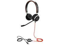 Headset JABRA Evolve 40 UC Stereo