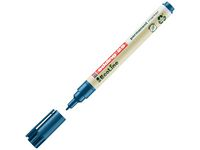 Märkpenna EDDING Ecoline 25 blå