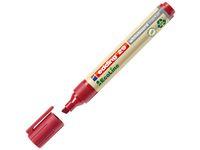 Whiteboardpenna EDDING Eco 29 röd