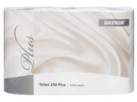 Toalettpapper KATRIN Plus 250 42/fp