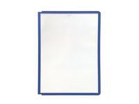 Panel DURABLE A4 blå 10/FP