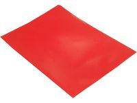 Aktmapp A4 0.12 röd 100/FP