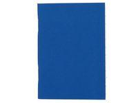 Anteckningsblock A7 60g 40bl blå