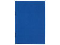 Anteckningsblock A6 60g 40bl blå