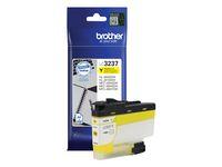 Bläckpatron BROTHER LC3237Y Gul
