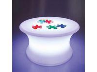 Ljusbox Svampen LED Ø 70cm